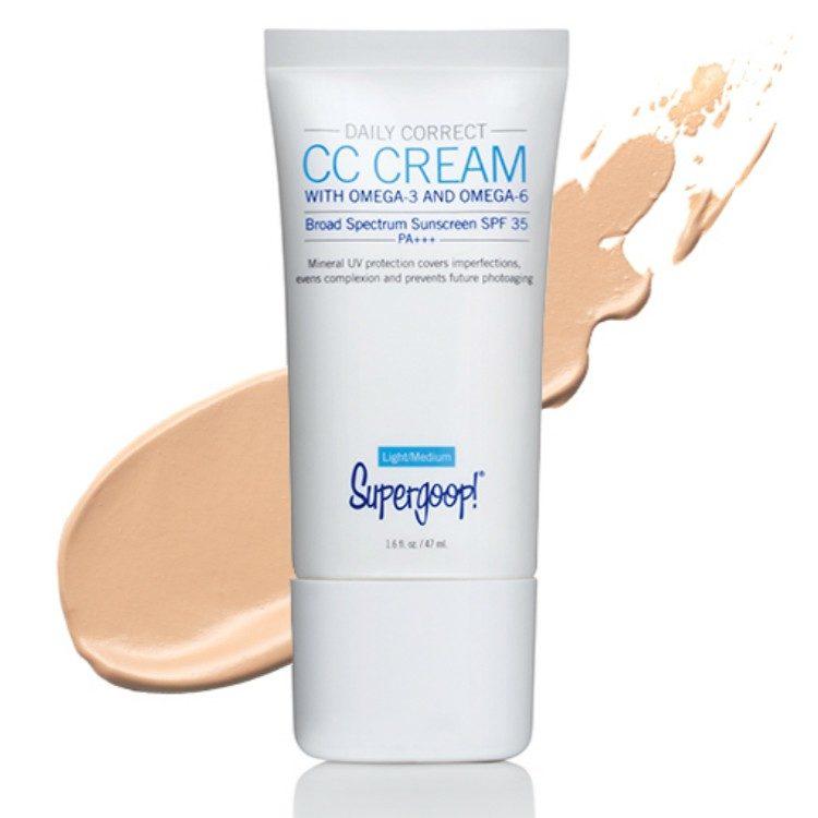 Daily Correct CC Cream Light/Medium SPF 35